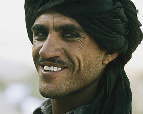 Afghanistan. Near Qarabagh.. Kuchi (Pashtun) nomad.
