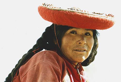 Chinchero (Cuzco Province).