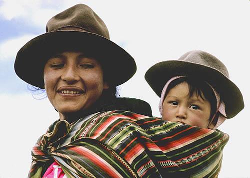 Peru. Pampa de Cangallo (Mear Ayacucho).